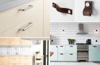 Variante de mânere și butoni pentru dulapurile din bucătărie Designul bucatariei nu ar fi complet daca nu ne-am gandi si la cele mai mici detalii, cum este cazul manerelor si al butonilor pentru dulapuri si sertare.