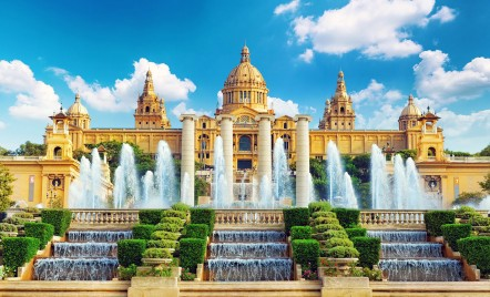 Arhitectura din operele lui Antonio Gaudi