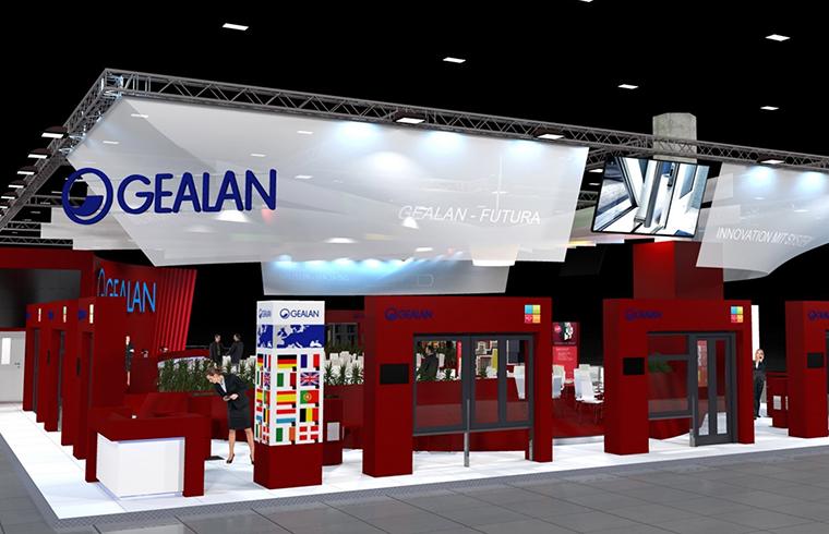 Noul sistem complet din sticla GEALAN-KUBUS®, prezentat la targul FENSTERBAU FRONTALE 2016