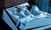 Fiecare pe banda lui de saltea Ford reinventează patul Mai exact patul este prevazut cu senzori