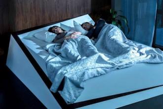 Fiecare pe banda lui... de saltea. Ford reinventează patul