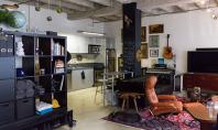 Un studio pentru un gentleman celibatar Apartamentul studio din centrului orasului Los Angeles detinut de David