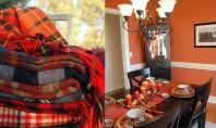 Întâmpină toamna cu o amenajare interioară potrivită nevoilor tale Culorile toamnei sunt calde si vii deci