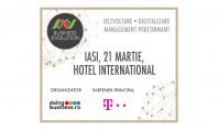 Conferintele Doingbusiness ro - Business (r)Evolution debuteaza la Iasi in 21 martie 2017 Doingbusiness ro organizeaza