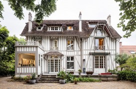 Conac din secolul al XIX-lea devine o locuinta moderna si luminoasa