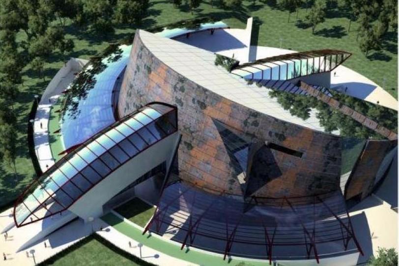 Noul muzeu de artă vizuală din Galați, un proiect în valoare de 5 milioane de euro - investiție aprobată