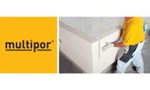 Renovarea fațadelor cu Multipor