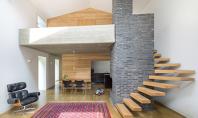 O casa amenajata intr-un vechi grajd Arhitectii germani au realizat reconversia unui vechi grajd din Freiburg