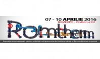 CIPEC va invita la ROMTHERM 2016 Sc Cipec Srl va prezenta in ROMTHERM 2016 echipamente de
