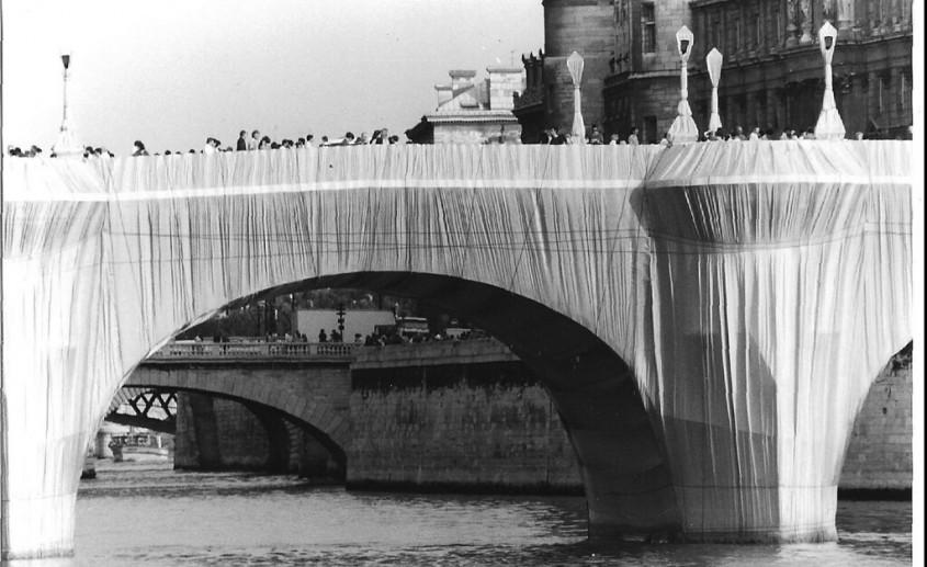 Câteva dintre cele mai memorabile lucrări ale faimosului Christo