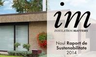 Raportul de sustenabilitate Knauf Insulation 2014 Din 2010 Knauf Insulation a redus deseurile cu aproape 50%
