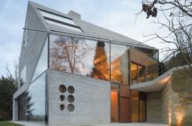 Castigatorul premiului 2014 WAN Concrete in Architecture Award, la RIFF Bucuresti 2015