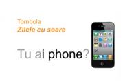 Zilele cu soare iti pot aduce un iPhone 4S! Completeaza formularul de participare si vei fi