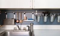 Cinci soluții eficiente pentru mini-bucătării In acest articol am facut un rezumat al celor mai des