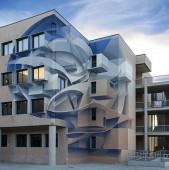 Decorarea fațadelor blocurilor reabilitate