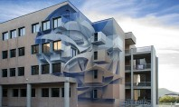Artistul care schimbă fața clădirilor cu iluzii optice 3D spectaculoase Picturile lui murale transforma cladiri obisnuite
