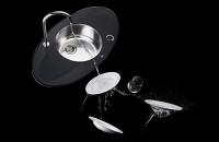 i-Sink 95 DX - noul concept de chiuveta oferit de Teka