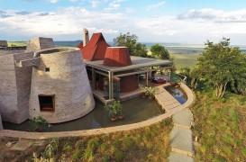 Hotel pentru safari in podisul Serengeti