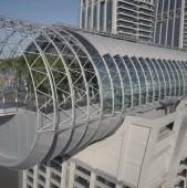 Ati dori sa vedeti o asemenea constructie in centrul Bucurestiului?