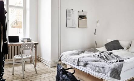 8 dormitoare cu spații de lucru și design reușit