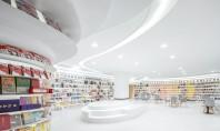 Un oraș antic din China găzduiește una dintre cele mai futuriste librării din lume Cu formele