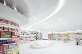 Un oraș antic din China găzduiește una dintre cele mai futuriste librării din lume