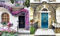 Cum îți faci o intrare de efect Inspiră-te din fascinantele uși ale Londrei Le fotografiaza si