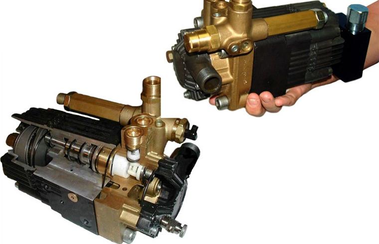 NERON - pompe pentru spalare cu presiune