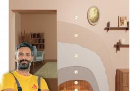 Finisare pereți interiori din cărămidă sau BCA