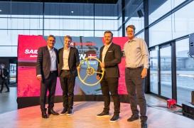 ROCKWOOL, sponsor principal pentru Danemarca în concursul de navigație SailGP