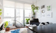 Apartament micut si cochet in Brooklyn Apartamentul lui Sarah poate fi inclus in categoria studiouri dar