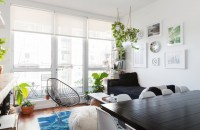 Apartament micut si cochet in Brooklyn
