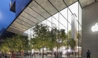 Primul magazin Apple care este alimentat 100% cu energie regenerabilă In Singapore s-a deschis de curand