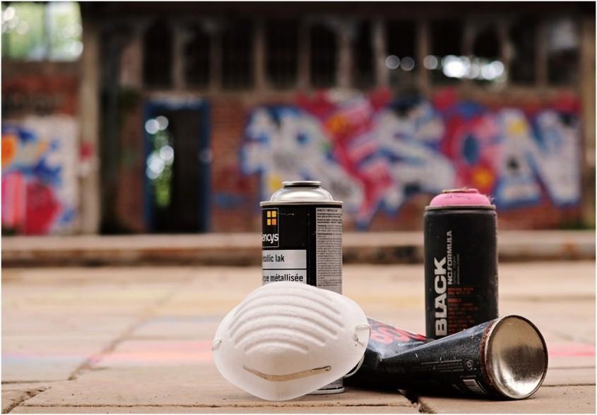 Idei creative de a folosi vopseaua spray