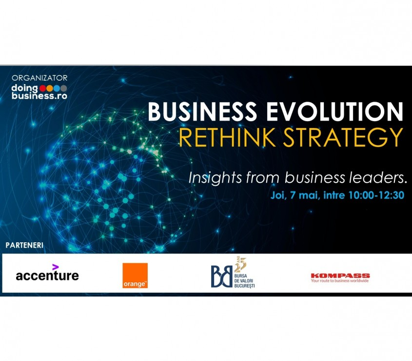 Crisis Challenges Eruption. Rethink Strategy – Insights from Business Leaders