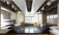 Magazin amenajat in interiorul unei vechi piscine La o prima privire este posibil nici sa nu