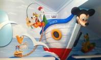 Camerele de copii si nemuritorul stil Disney Acum peste 10 ani am avut o idee care
