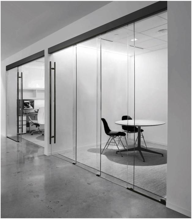 Sisteme culisante  - o soluție modernă de compartimentare a spațiilor de locuit sau de birouri