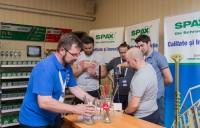 Training Euro Narcis despre calitatea suruburilor Spax