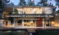 Curs modelare 3D și randare arhitecturală cu Autodesk 3ds Max