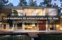 Curs modelare 3D și randare arhitecturală cu Autodesk 3ds Max Acest curs oferă un start excelent pentru utilizatorii de 3ds Max din toate industriile indiferent de tipul de proiect. Sunt prezenate notiuni teoretice și