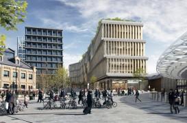 Facebook va avea un nou sediu imens în centrul Londrei