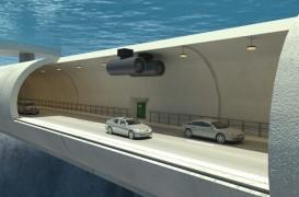 Cu mașina pe autostrada de sub apă O țară europeană are un plan foarte ambițios și