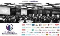 Real Estate & Construction Forum a ajuns la cea de-a X-a ediție Cei mai importanți jucători