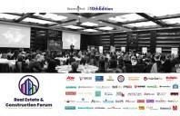 Real Estate & Construction Forum a ajuns la cea de-a X-a ediție