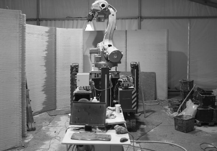 Prima casa imprimata 3D din Europa, in curand la Milano