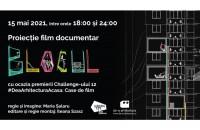 """Invitaţie la proiecția online a filmului """"Blocul""""  și la provocarea #DeaArhitecturaAcasa """"Case de film"""""""