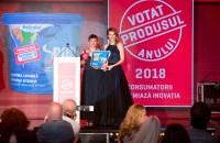 Vopseaua lavabilă Spor, votată Produsul Anului 2018 Sondajul a fost realizat online, pe 29