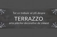 Tot ce trebuie sa stii despre terrazzo (infografic)