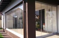 Sticla - materialul pentru inchideri terase si balcoane, pereti si compartimentari interioare